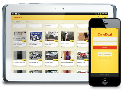 4f0b41b266 DoneDeal.ie - Get the latest DoneDeal app for your phone or tablet
